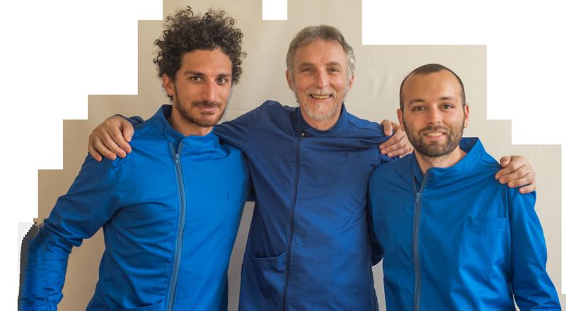 Il team di medici odontoiatri del nostro studio ortodontico a Padova specializzato in odontoiatria pediatrica e degli adulti.