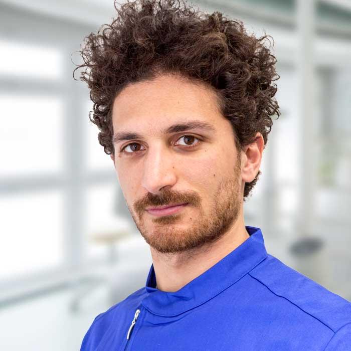 Team dello Studio di ortodonzia del Dott. Giovanni Bavaresco a Padova - Il Dott. Marco Montalbano