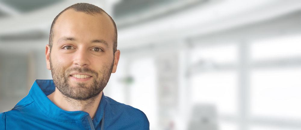 Dott. Saverio Sanguin - Dottore in Odontoiatria e Protesi Dentaria specializzato in odontoiatria pediatrica e pedodonzia. Opera a Padova presso il Centro di Ortodonzia Bavaresco