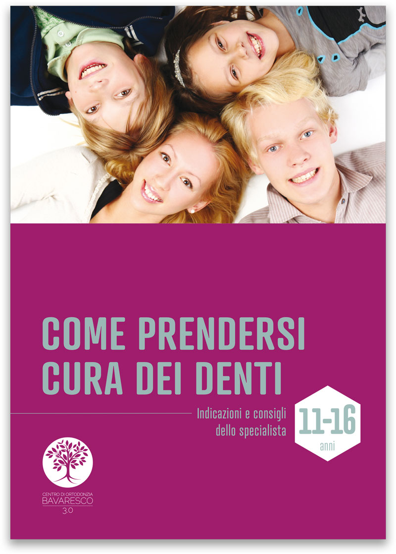 Guide alla cura dei denti di bambini e adulti - Ragazzi da 11 a 16 anni - CENTRO ORTODONZIA BAVARESCO PADOVA